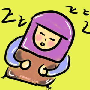 sleep digital art